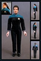 jadzia dax (rooted hair)- commission by nightwing1975