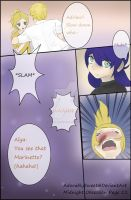 Midnight Obsession: Miraculous Ladybug Comic  PG11 by AdorablySweet
