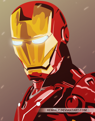 Iron Man by KemikLy