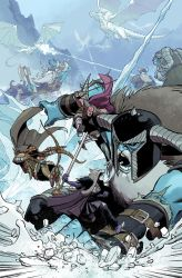 Dungeons and Dragons: Frost Giant's Fury # 5 by nelsondaniel