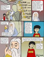 Shazam: First Storm part 7 of 16 by Selecthumor