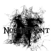 NobleFront band logo by ericjackman