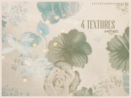 Flowers Textures Pack 08 by Carlytay