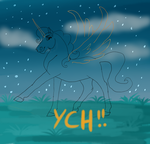 Pony 2 Ych by lupalapa