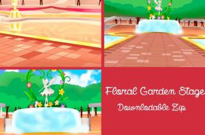 [MRA] Floral Garden Stage by 0LadyLemon0