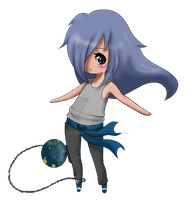 .: Chibi Gift - Kiryu :. by Nocturnally-Blessed