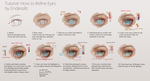 Eye Refining Tutorial by EndlessRz