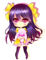 My Little Star- Chibi Lily~ by sabijammin