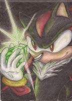 The Green Chaos Emerald by SonicBornAgain