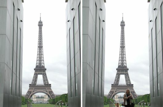 eiffell tower made better? by shannonsmannequin