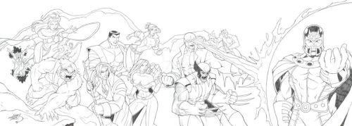 Wolverine and the X-Men 2015 by LucasAckerman