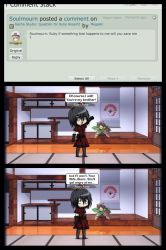 Gacha Studio: Question about Ruby Rose#3 by MegaAli