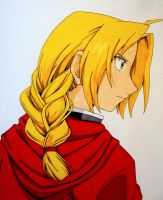 Fullmetal by OneColoredLily