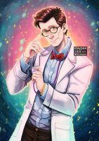 Doctor Eleven by staypee