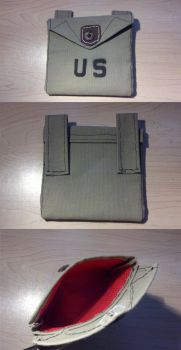 WWII US First Aid Pouch by Panzer-13