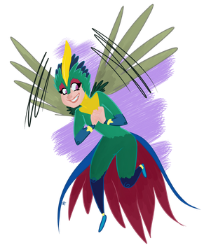 tooth fairy by water-wing