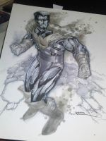 Colossus-Xmen by ukosmith