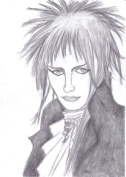 The Labyrinth Jareth by MultiRagnell