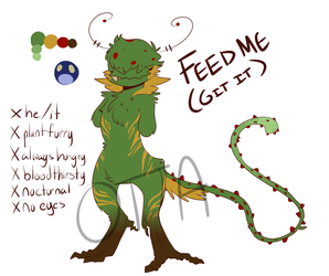 Twoey ((REF)) NOT SELLING by sketchysquiggles