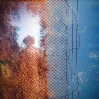 Chain-Link Man by JillAuville