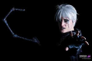 Cosplay Evil Jack Frost by CosplayQuest