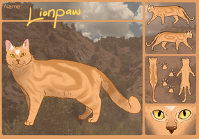 twg:: lionboy by Miukitty