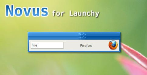Novus for Launchy by eminanza