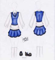 Cats's Outfit Design by Zaratulah