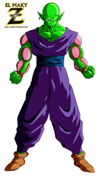 Piccolo (Android Saga) by el-maky-z