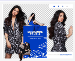 Png Pack 4049 - Emeraude Toubia by southsidepngs
