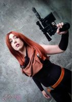 Mara Jade (Star Wars) by Neferet-Cosplay