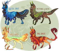 Rare Nature Cloaks - Auction (CLOSED) by GentleLark