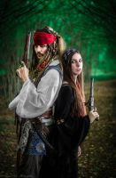 Pirates of the Caribbean I by AnaisMushroom