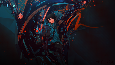 Psycho Pass by Wishlah