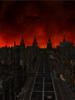 XPS Release! W40k Imperial City Scenery by Aequitas-Imperator