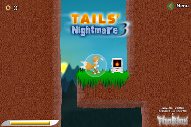 Tails' Nightmare 3: Screenshot 4 by TheBlox
