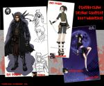 Contest 2007 Winners by tenchu-clan