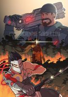 Blackwatch by Lunapocalypse
