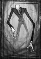 Slender The Man Here by TheTwiggyDance