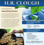 H.R.Clough Spring Newsletter