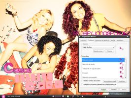 Cursor Little Mix Pink by TefyJonasPotato