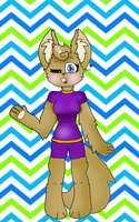 Art trade: BeaBea-Bobcat by xXStarryGirlXx