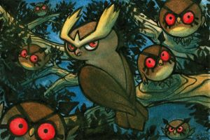Noctowl and Friends