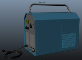 NS2 welder W.I.P by willy-wilson