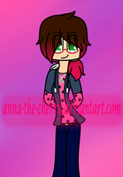 Anna and Seri Fusion! (My style) by Anna-The-Cherry