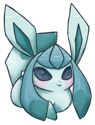 - Glaceon - by ToxicOxygen