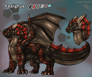 Commission - fearghus by b1262002