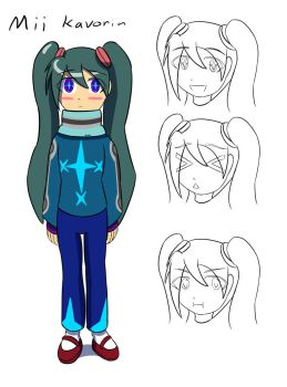 Mii concept by blackdeath2000