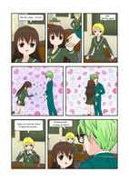 Adventures in Comipo Ch. 2 P. 2 by Tinker-Jet