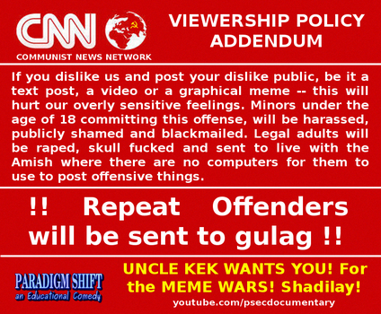 CNN Viewership Policy Addendum by paradigm-shifting